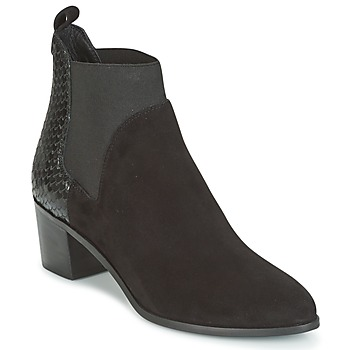 Scarpe Donna Stivaletti Dune London OPRENTICE Black