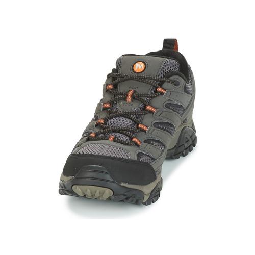 Gratuita Uomo Scarpe Trekking 10400 2 Gtx Consegna Merrell Moab Grigio xtshrQdC