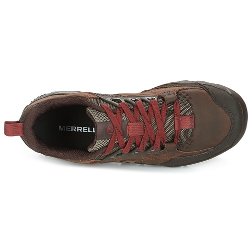 Marrone Basse Annex Low Trak Sneakers Merrell v6gybfY7
