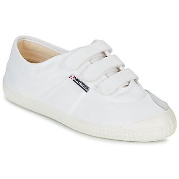 Scarpe Sneakers basse Kawasaki BASIC VELCRO Bianco