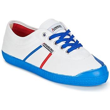 Scarpe Uomo Sneakers basse Kawasaki BASIC FANTASY Bianco / Blu