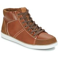 Scarpe Uomo Sneakers alte Skechers MENS USA Camel