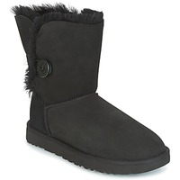 Scarpe Donna Stivaletti UGG BAILEY BUTTON II Nero