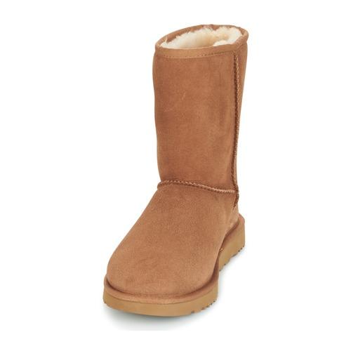 Donna Short Stivaletti Classic Consegna Scarpe 18700 Ii Gratuita Camel Ugg qUVGSMzp