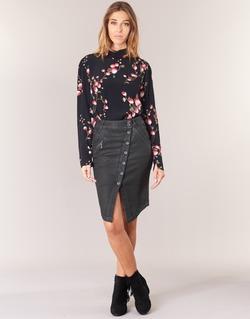 Abbigliamento Donna Gonne Cream EVA SKIRT Nero