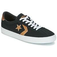 Scarpe Donna Sneakers basse Converse BREAKPOINT OX Black / Oro