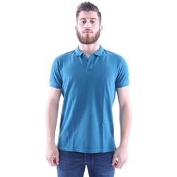 Abbigliamento Uomo Polo maniche corte Invicta POLO  OTTANIO Blue