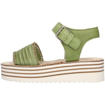 Scarpe Donna Sandali Zoe Cu50/07 Verde