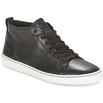 Scarpe Donna Sneakers basse Kickers REVIEW Nero