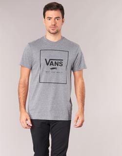 Abbigliamento Uomo T-shirt maniche corte Vans PRINT BOX Grigio