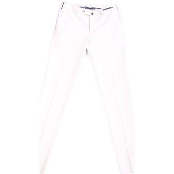 Abbigliamento Uomo Pantaloni 5 tasche Pto5 PANTALONI SUPER SLIM BIANCHI White
