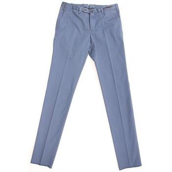 Abbigliamento Uomo Chino Pto5 PANTALONI SUPER SLIM BLU Blue