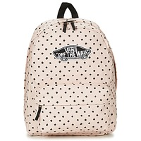 Borse Donna Zaini Vans REALM BACKPACK Rosa / Pale