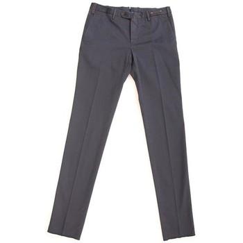 Abbigliamento Uomo Chino Pto5 PANTALONE PT01BLU NAVY Blue