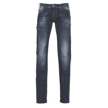 Abbigliamento Uomo Jeans dritti Le Temps des Cerises 711 Blu / MEDIUM
