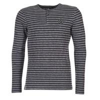 Abbigliamento Uomo T-shirts a maniche lunghe Le Temps des Cerises ROGER Grigio