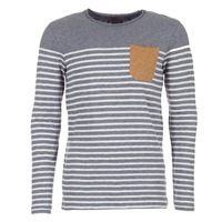 Abbigliamento Uomo T-shirts a maniche lunghe Le Temps des Cerises VINCENT Grigio