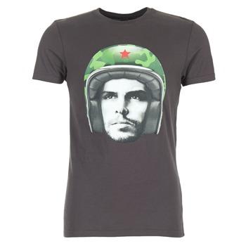 Abbigliamento Uomo T-shirt maniche corte Le Temps des Cerises CUBA Grigio