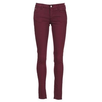 Abbigliamento Donna Jeans slim Le Temps des Cerises 316 PRUNE