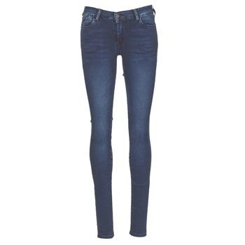 Abbigliamento Donna Jeans skynny Le Temps des Cerises ULTRAPOWER Blu / Medium