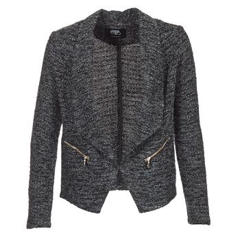 Abbigliamento Donna Giacche / Blazer Le Temps des Cerises DARLA Grigio