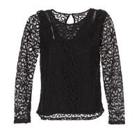 Abbigliamento Donna Top / Blusa Betty London HELO Nero