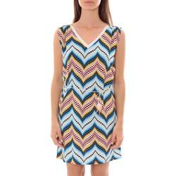 Abbigliamento Donna Abiti corti By La Vitrine Robe Lili & Lala  Bleu Blu