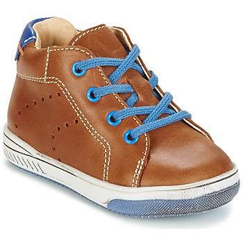 Scarpe Bambina Sneakers alte Babybotte ANKARA CAMEL