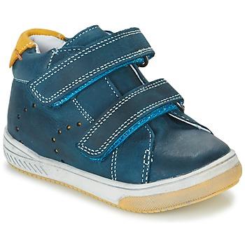 Scarpe Bambino Sneakers alte Babybotte ANTILLES Blu