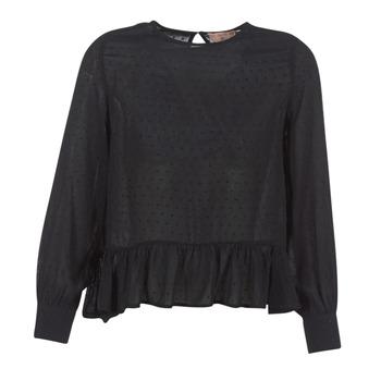 Abbigliamento Donna Top / Blusa Moony Mood HARMO Nero