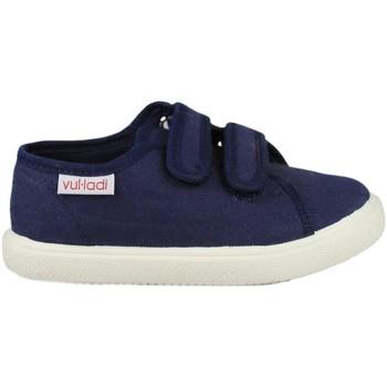 Scarpe Unisex bambino Sneakers basse Vulladi PIQUE AZUL