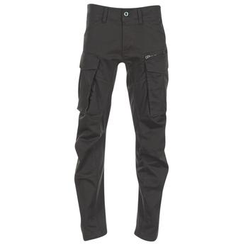 Abbigliamento Uomo Pantalone Cargo G-Star Raw ROVIC ZIP 3D TAPERED Raven