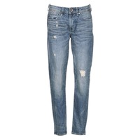 Abbigliamento Donna Jeans boyfriend G-Star Raw MIDGE SADDLE BOYFRIEND WMN Blu