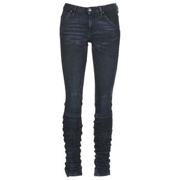 Abbigliamento Donna Jeans skynny G-Star Raw 5620 STAQ 3D MID SKINNY WMN MARINE