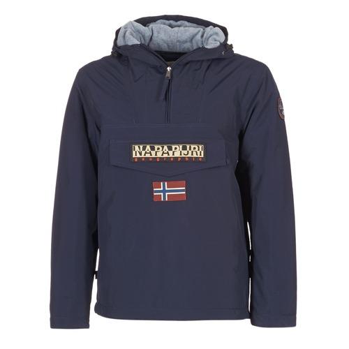 Abbigliamento Uomo Parka Napapijri RAINFOREST Marine