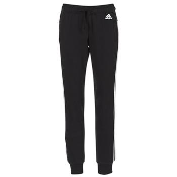 Abbigliamento Donna Pantaloni da tuta adidas Performance ESS 3S PANT CH Nero