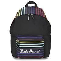 Borse Donna Zaini Little Marcel SATURNIN Nero / Multicolore