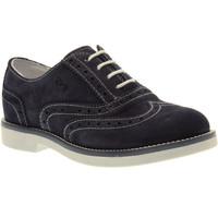 Scarpe Unisex bambino Derby Nero Giardini scarpe bambino inglesine P734100M/200 (31/34) Pelle
