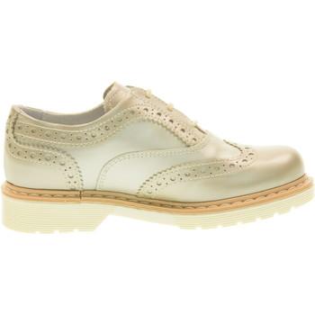 Scarpe Unisex bambino Richelieu Nero Giardini scarpe bambina inglesine P732081F/505 (27/30) Pelle