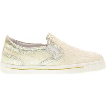 Scarpe Unisex bambino Slip on Nero Giardini scarpe bambina slip on P732181F/702 (27/30) Pelle