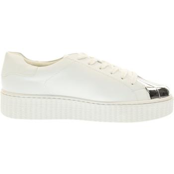 Scarpe Donna Sneakers basse Gold&gold scarpe donna sneakers basse con piattaforma FA102 BIANCO Bianco