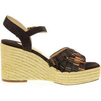 Scarpe Donna Sandali Paloma Barcelò scarpe donna sandali con zeppa PGCO RAB1 Pelle