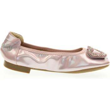 Scarpe Bambina Ballerine Lelli Kelly scarpe bambina ballerine LK4108 AG52 GOLDEN ROSE Pelle
