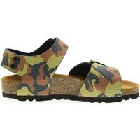 Scarpe Bambino Sandali Valleverde scarpe bambino sandali G51805T MIMETICO (28/34) Mimetico