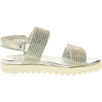 Scarpe Bambino Sandali Lelli Kelly scarpe bambina sandali LK4428 BEATRICE ARGENTO Argento