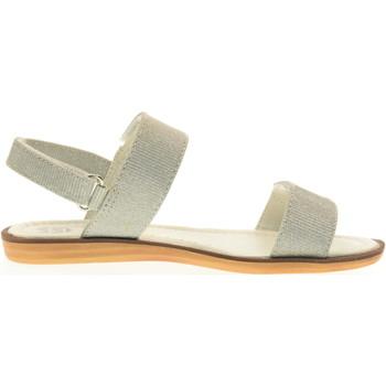 Scarpe Bambino Sandali Lelli Kelly scarpe bambina sandali LK4449 CAROL ARGENTO Argento