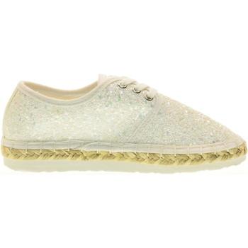 Scarpe Bambino Sneakers basse Lelli Kelly scarpe bambina sneakers basse LK4608 IBIZA BIANCO Bianco