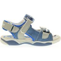 Scarpe Unisex bambino Sandali Super Jump scarpe bambino sandali SJ2974 VICTOR BLU JEANS Blu jeans
