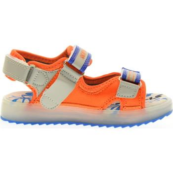 Scarpe Unisex bambino Sandali Super Jump scarpe bambino sandali SJ2972 MARTIN ARANCIO Arancio