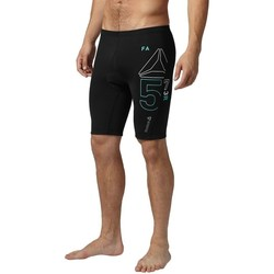 Abbigliamento Uomo Shorts / Bermuda Reebok Sport Cycle Short Nero